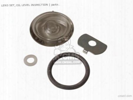 Lens Set,oil Inspection