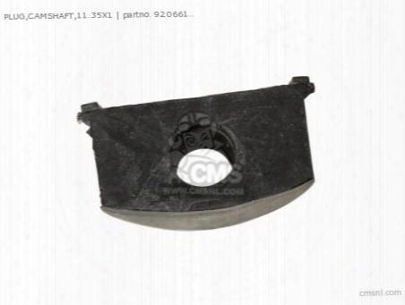 Plug,camshaft,11.35x1