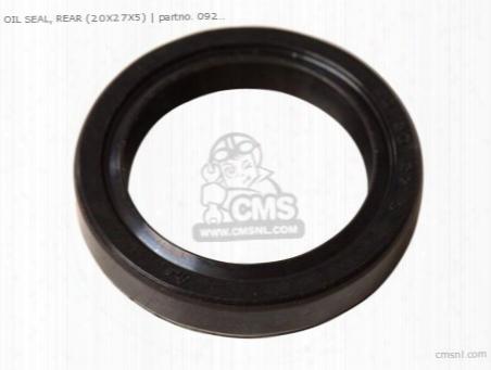 Seal,oil(20x27x5)