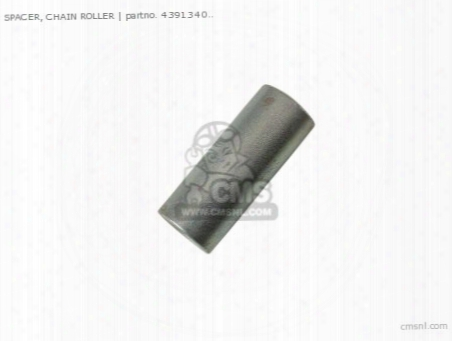 Spacer,chain Length Roller
