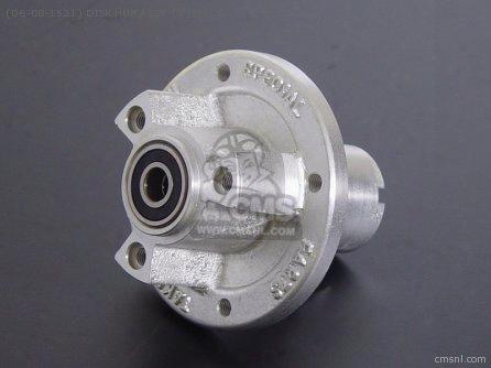 (06-08-1521) Disk Hub Assy. (8') Front Disk Brake Repair Parts