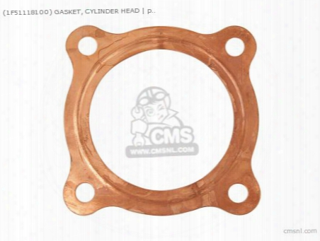 (1f51118100) Gasket, Cylinder Head