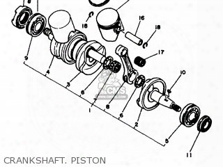 (29l1140021) Crank Shaft Assy