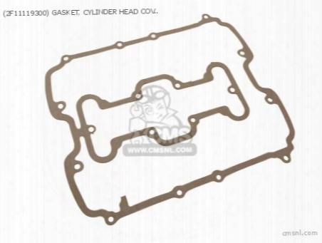(2f11119300) Gasket, Cylinder Head Cover