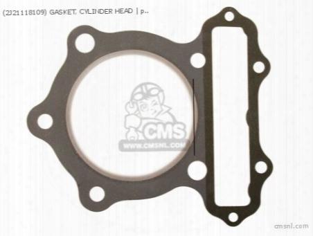 (2j21118109) Gasket, Cylinder Head