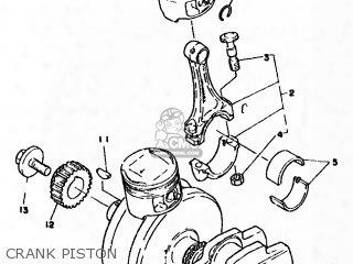 (36y1165620) Bearing, Plane (con-rod 3)