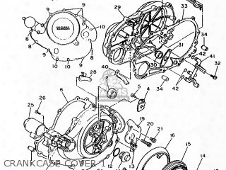 (3eg1545900) Gasket, Shifter Cover