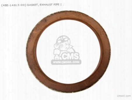 (4be1461300) Gasket, Exhaust Pipe