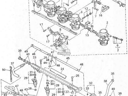 (4bh1353400) Hose, Vacuum Sensing 4