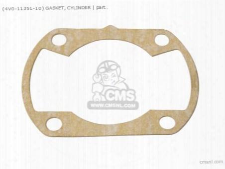 (4v01135110) Gasket, Cylinder
