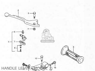 (57620-27a31) Lever,clutch