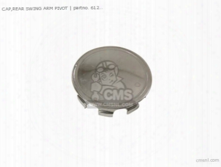(61222-38a01) Cap,rear Swing Arm Pivot