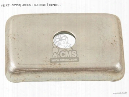 (61421-26502) Adjuster,chain