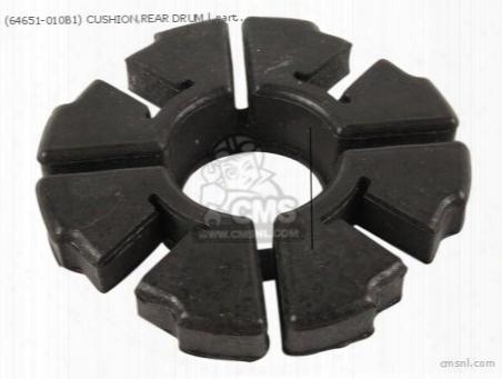 (64651-010b1) Cushion,rear Drum