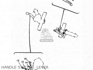 (9010906465) Screw,lever Fitting