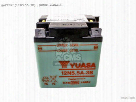 Battery (12n5.5a-3b)