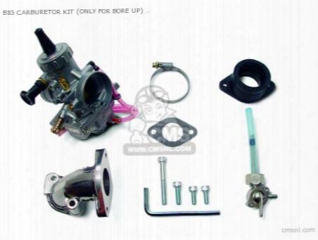 Big Carburetor Kit (only For Bore Up) Monkey Fno.1300017~ (mikun