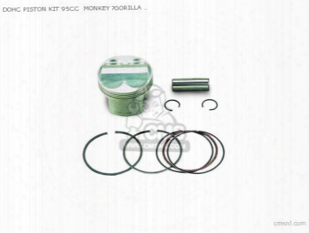 Dohc Piston Kit 95cc Monkey ?gorilla Fno.z50j-1600008 ?*****