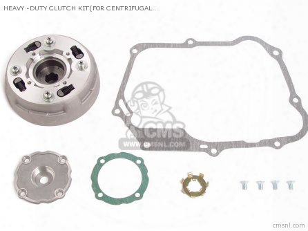Heavy -duty Clutch Kit(for Centrifugal Clutch Only) Xr50r/crf50f