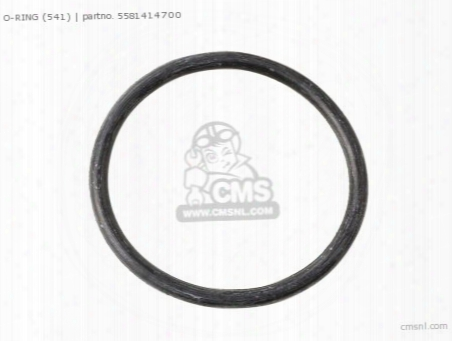 O-ring (541)