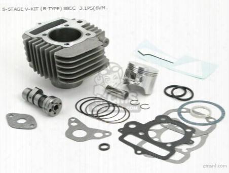 S-stage V-kit (b-type) 88cc 3.1ps(6vmonkey, Gorilla )