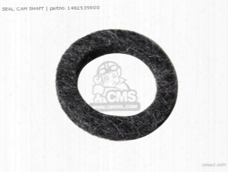 Seal, Cam Shaft