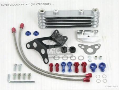 Super Oil Cooler Kit (silver/light) Monkey (1600008~) For R-st