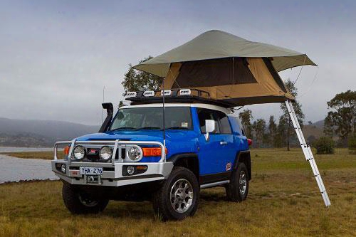Arb 4x4 Accessories Arb Kakadu Rooftop Tent - 803201 803201 Roof Top Tents