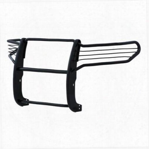 Aries Offroad Aries Offroad Bar Grille/brush Guard (black) - 2067 2067 Nerf/step Bar Wheel To Wheel