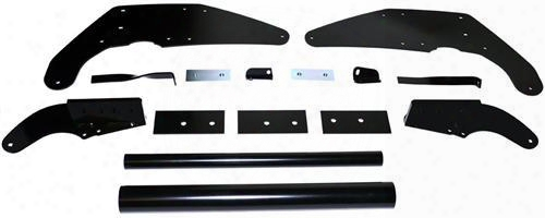 Warn Warn Trans4mer Grille Guard (black) - 29753 29753 Grille Guards