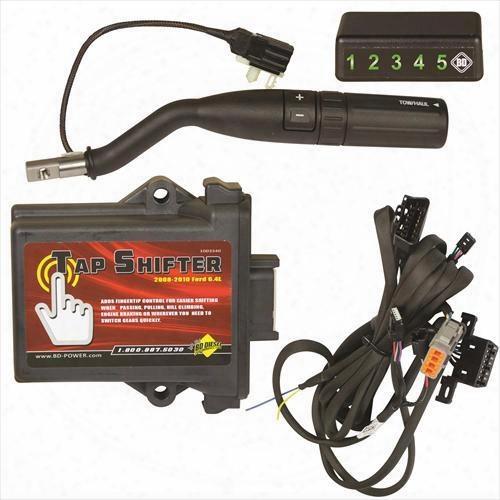 Bd Diesel Bd Diesel Tap Shifter Kit - 1031370 1031370 Automatic Transmission Shifters