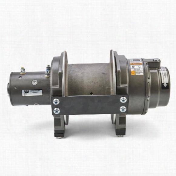 Warn Warn Dc4000 Industrial Dc Hoist - 90124 90124 3,000 To 6,000 Lbs. Industrial Winches