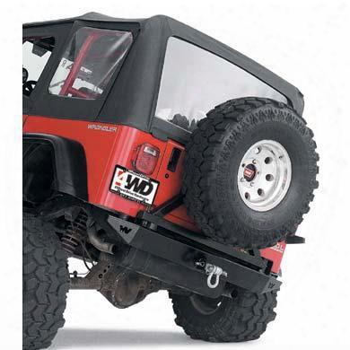 1986 Jeep Cj7 Warn Rock Crawler Tire Carrier