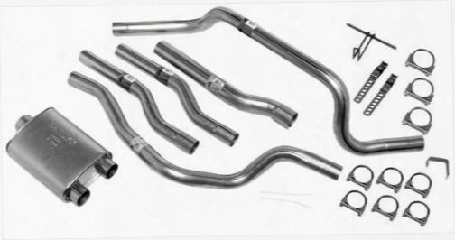 1989 Chevrolet C1500 Pickup Dynomax Exhaust Exhaust Systems