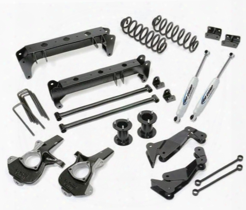 2008 Chevrolet Tahoe Pro Comp Suspension 6 Inch Lift Kit With Es9000 Shocks