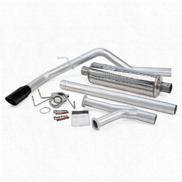 2008 Toyota Tundra Banks Power Monster Exhaust