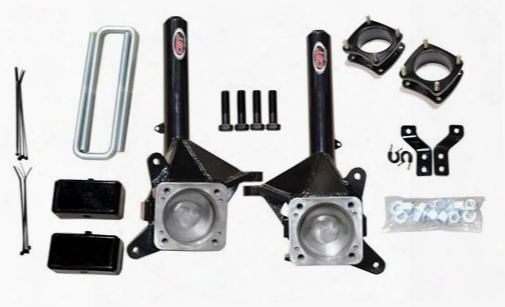 2009 Toyota Tundra California Super Trucks 6.5 Inch Lift Kit