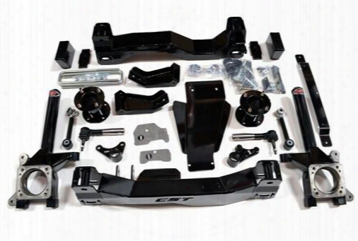 2009 Toyota Tundra California Super Trucks 7 Inch Lift Kit