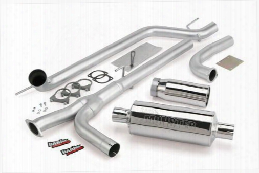 2013 Nissan Titan Banks Power Monster Exhaust System
