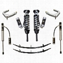 2005 TOYOTA TACOMA Icon Suspension 0 - 3.5 Inch Stage 4 Suspension Lift Kit
