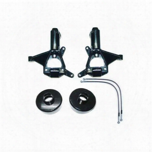 2008 Gmc Sierra 1500 California Super Trucks 4.5 Inch Lift Spindle Kit