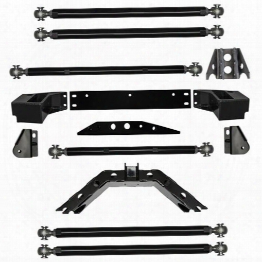 "2010 Jeep Wrangler (jk) Rock Krawler Off-road Pro Long Arm Upgrade With 3"" Stretch"