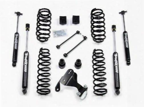2010 Jeep Wrangler (jk) Teraflex 2.5 Inch Lift Kit