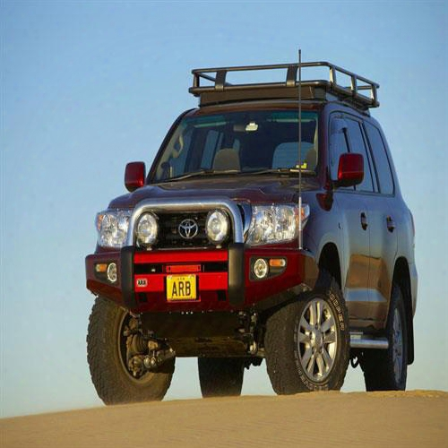 Arb 4x4 Accessories Arb Modular Sahara Rail (black) - 3915150 3915150 Front Bumpers