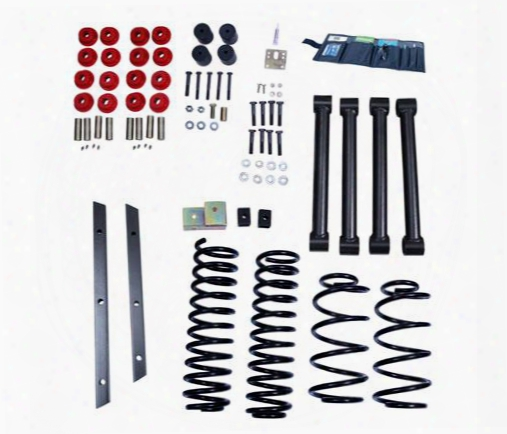 2002 Jeep Wrangler (tj) Rugged Ridge 2 Inch Orv Suspension Lift Kit