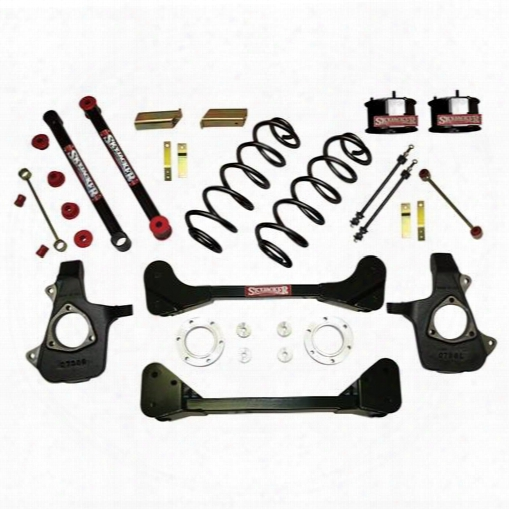 2008 Chevrolet Tahoe Skyjacker Suspension Lift Kit W/shock