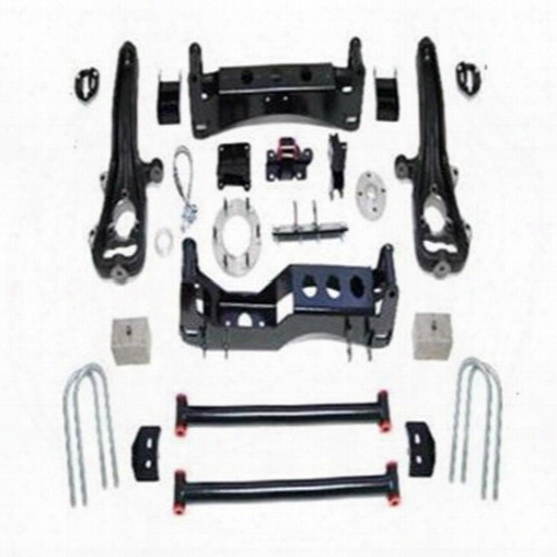 2008 Dodge Ram 1500 Pro Comp Suspension 6 Inch Lift Kit With Pro Runner Shocks