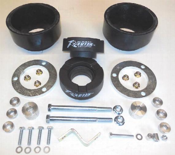 2010 Toyota 4runner Revtek 3 Inch Suspension Lift Kit