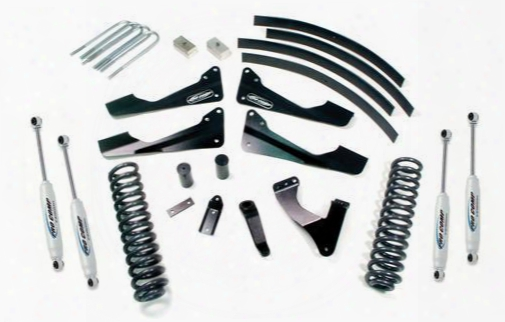 2013 Ford F-350 Super Duty Pro Comp Suspension 6 Inch Stage I Lift Kit With Pro Runner Shocks