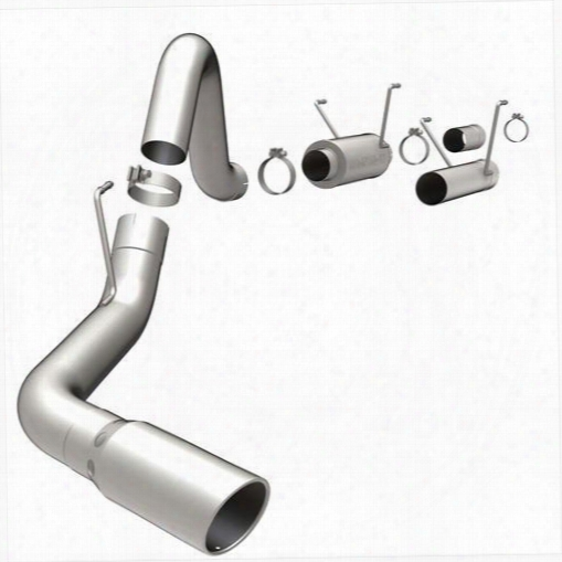 Magnaflow Exhaust Magnaflow Xl Series Particulate Filter-back Diesel Exhaust System - 16383 16383 Exhaust System Kits
